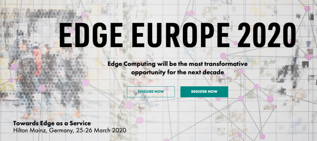 Edge Europe 2020 Germany