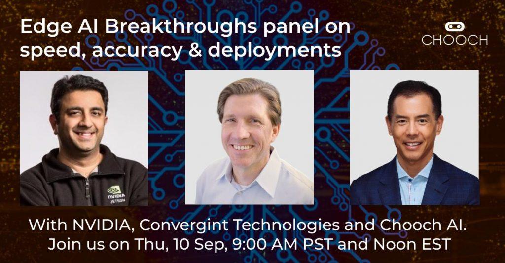 Webinar: Edge AI Breakthroughs: Speed, Accuracy & Deployments