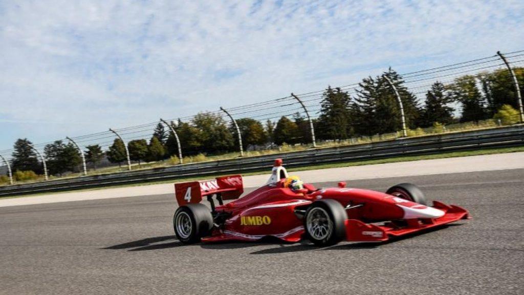 Adlink edge AI helps Indy Autonomous Challenge race cars zoom
