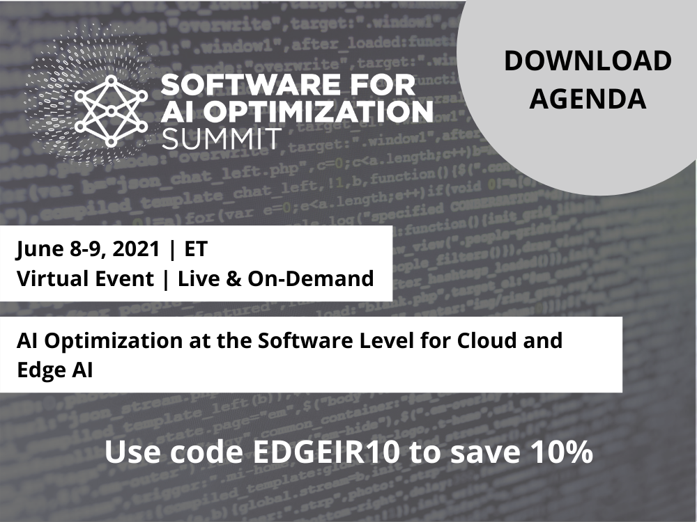 The Software for AI Optimization Summit