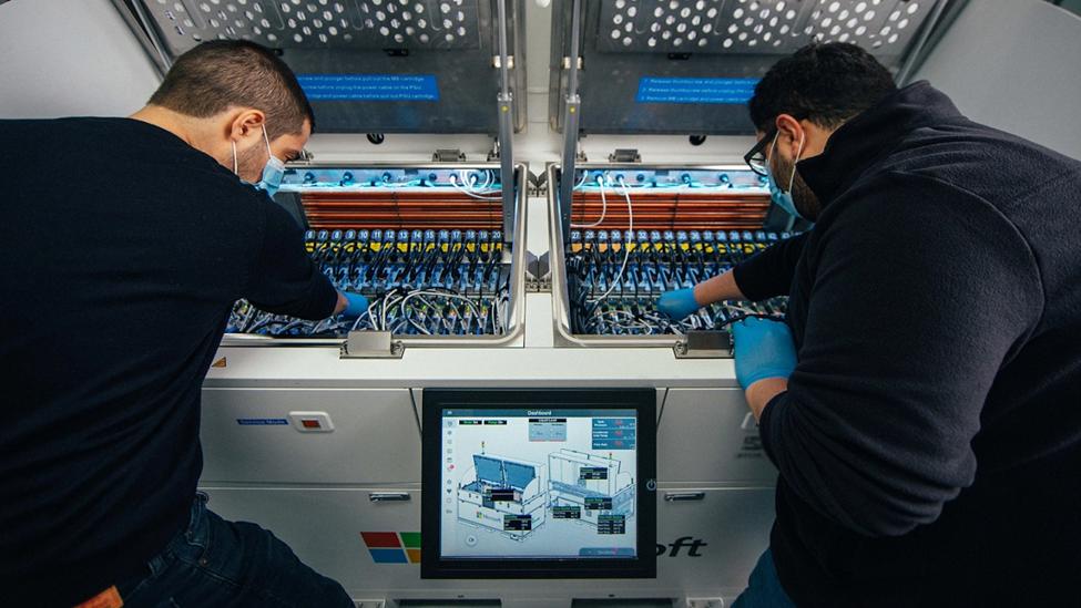 Hardware engineers on Microsoft's team for data center advanced development