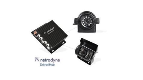 Netradyne vision-based Driveri AI-powered camera technology
