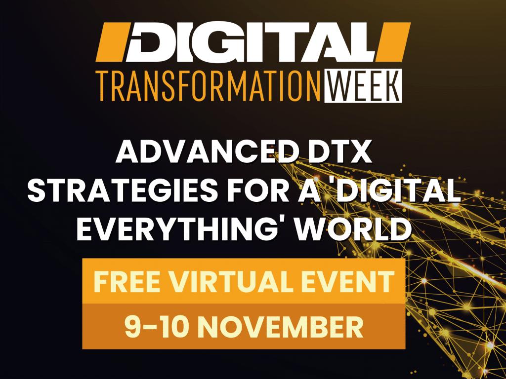 Digital Transformation Week North America