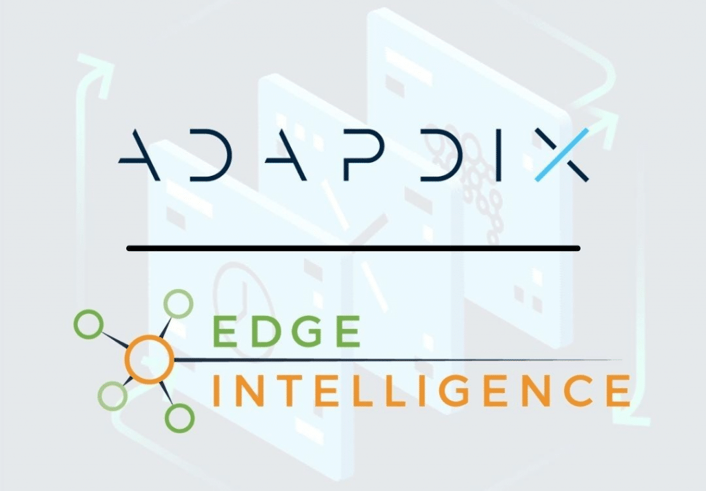 Softbank-backed Adapdix acquires Edge Intelligence to meld data and AI