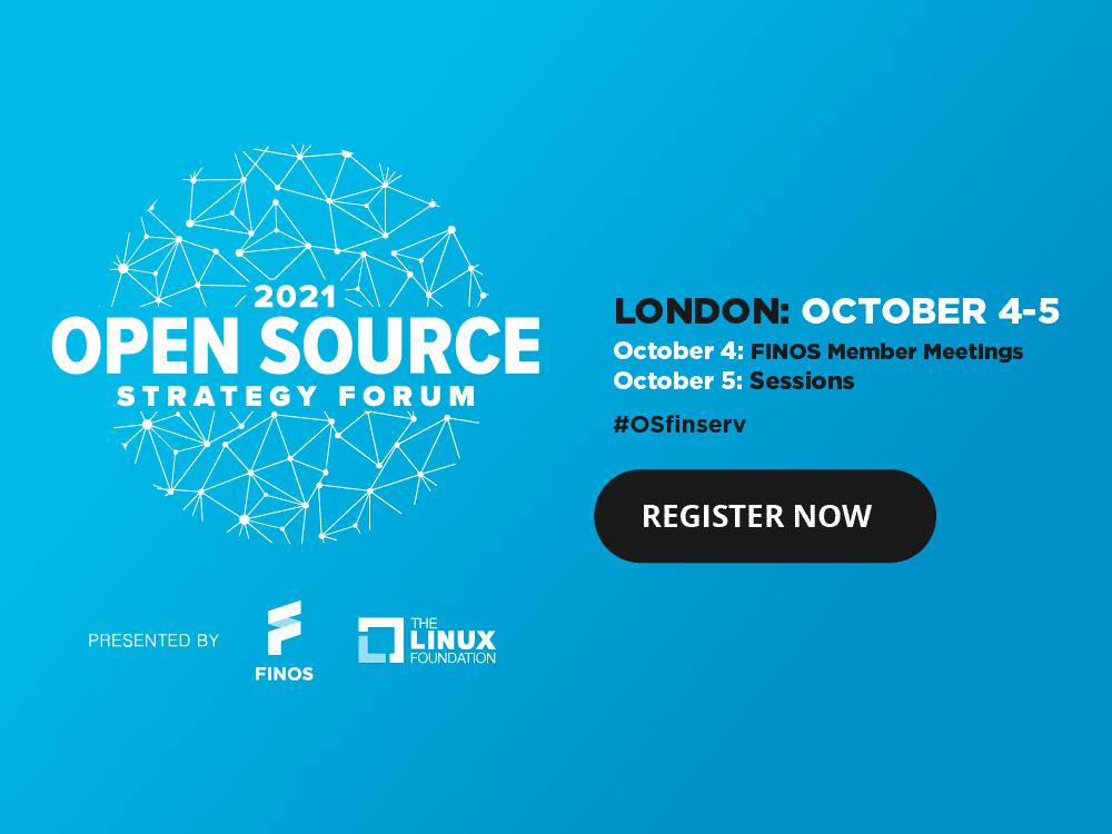 Open Source Strategy Forum London